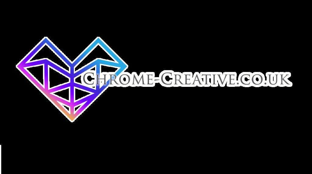 Chrome-Creative Web Design Banner Image