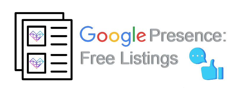 Google Presence Boost - Free Listings - By Chrome Creative Web Design | For Small Businesses | Chester
